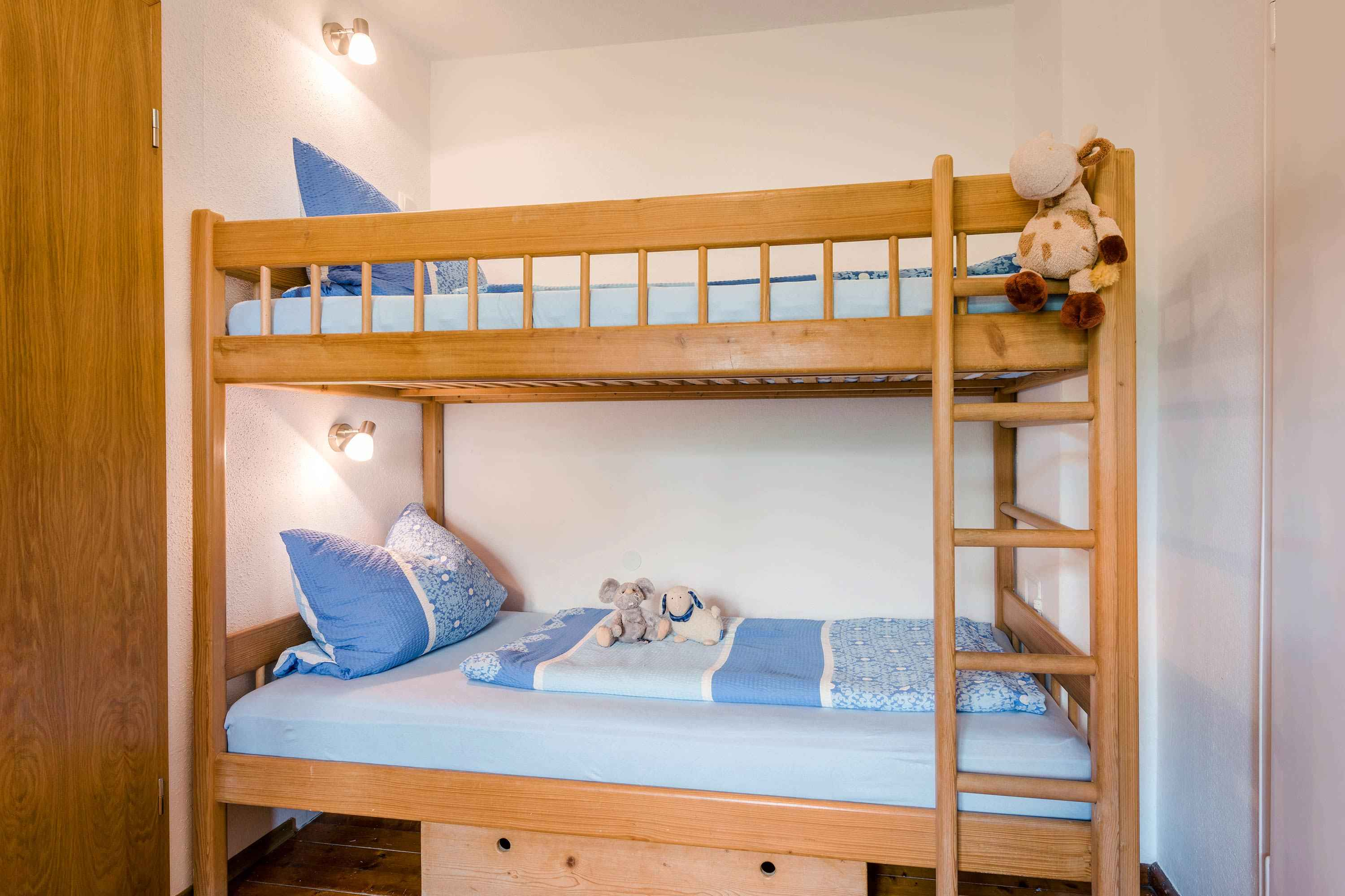 Kinderzimmer FeWo Fraueninsel Möderlhof